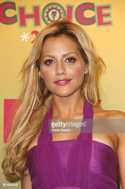Brittany Murphy presenter Choice Hottie Male and Female