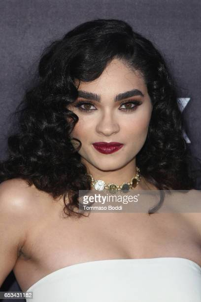 Brittany O'Grady attends the Honda Stage Celebrates The Music Of FOX's 'Star' at iHeartRadio Theater on March 14 2017 in Burbank California