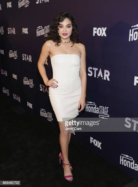 Brittany O'Grady attends the Honda Stage Celebrates The Music Of FOX's 'Star' event at iHeartRadio Theater on March 14 2017 in Burbank California