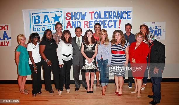 Brittany Snow a guest Jowharah Sanders Tim Daly a guest Mayor Antonio Villaraigosa Melissa Farman Jordin Sparks Chelsie Hightower Kaycee Stroh David...