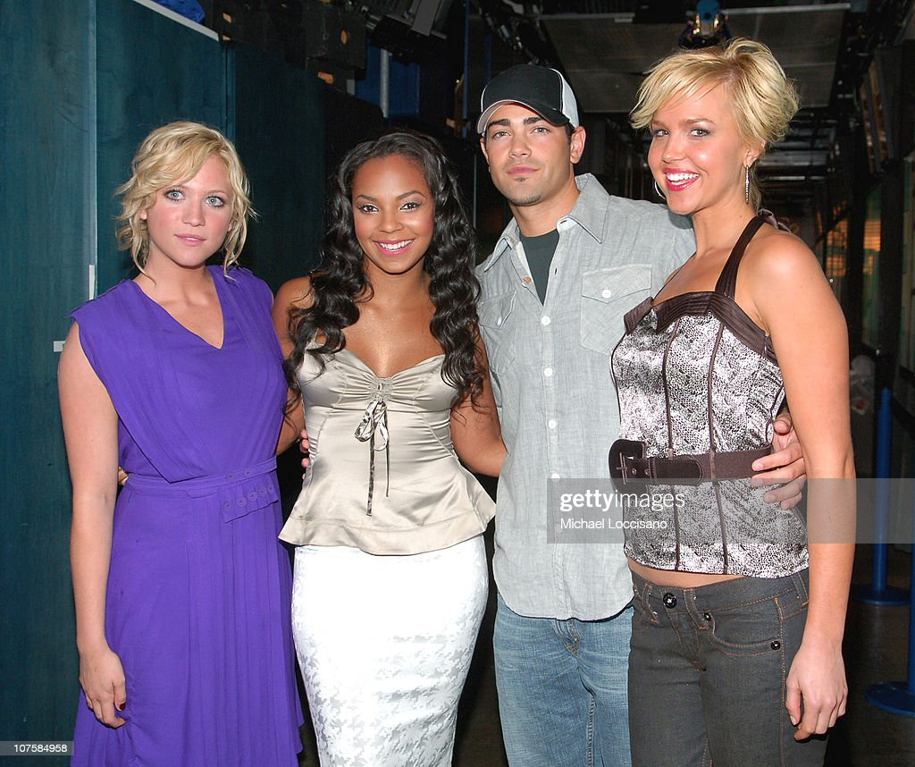 Brittany Snow, Ashanti, Jesse Metcalfe and Arielle Kebbel