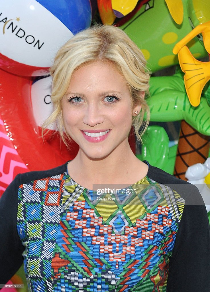 Brittany Snow attends the 2013 Chandon American Summer Soiree at The Beach at Dream Downtown on May 21, 2013 in New York City.