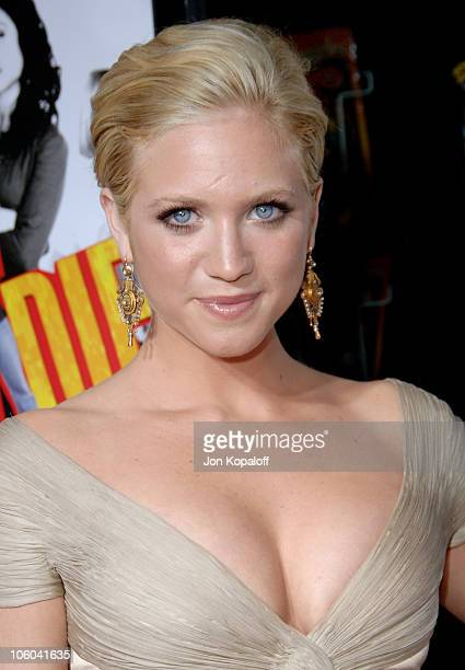 Brittany Snow during 'John Tucker Must Die' Los Angeles Premiere Arrivals at Mann's Grauman Chinese Theater in Hollywood California United States