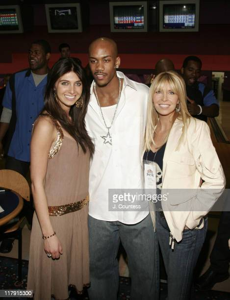 Brittny Gastineau Stephon Marbury and Lisa Gastineau