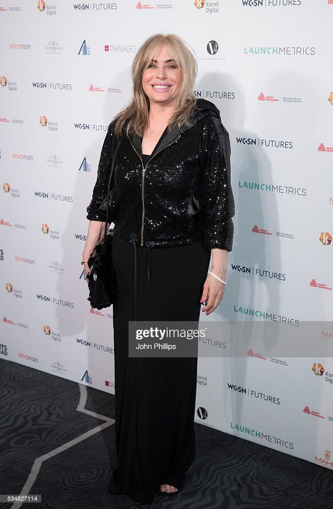 <a gi-track='captionPersonalityLinkClicked' href=/galleries/search?phrase=Brix+Smith&family=editorial&specificpeople=4271378 ng-click='$event.stopPropagation()'>Brix Smith</a> arrives for the WGSN Futures Awards 2016 on May 26, 2016 in London, England.