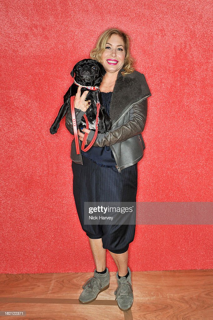 Brix Smith Start and Gladys attend the Roksanda Ilincic show during London Fashion Week Fall/Winter 2013/14 at on February 19, 2013 in London, England.