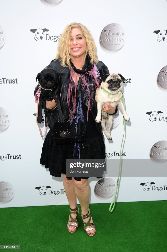 Brix Smith Start attends the 21st Dog Trust Awards at Honourable Artillery Company on May 21, 2012 in London, England.