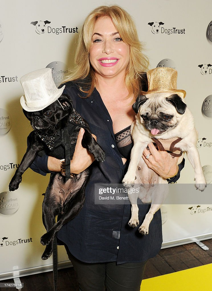 Brix Smith Start attends the Dogs Trust Honours held at Home House on July 23, 2013 in London, England.