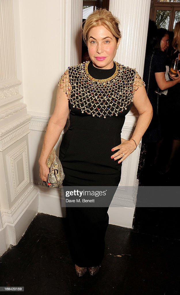 Brix Smith Start attends the launch of Candy Magazine's Spring/Summer 2013 issue, supported by Grey Goose, at Il Bottaccio on May 9, 2013 in London, England.