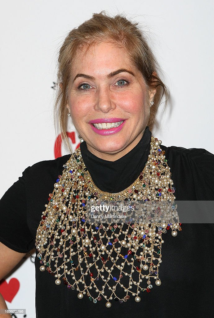 <a gi-track='captionPersonalityLinkClicked' href=/galleries/search?phrase=Brix+Smith&family=editorial&specificpeople=4271378 ng-click='$event.stopPropagation()'>Brix Smith</a> Start attends the launch party announcing Marc Jacobs as the Creative Director for Diet Coke in 2013 on March 11, 2013 in London, England.