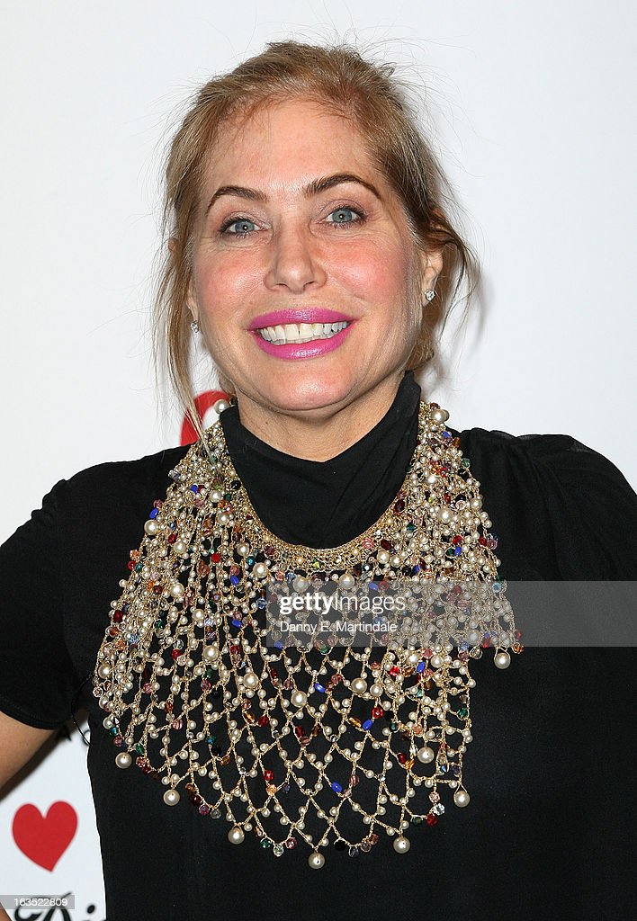 Brix Smith Start attends the launch party announcing Marc Jacobs as the Creative Director for Diet Coke in 2013 on March 11, 2013 in London, England.