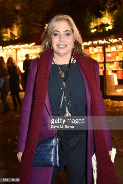 Brix SmithStart attends the VIP launch of Hyde Park Winter Wonderland 2017 on November 16 2017 in London England