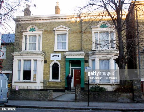 Brixton Mosque and Islamic Cultural Centre in London where a man who was arrested after being found with explosives in his shoe on board an American...