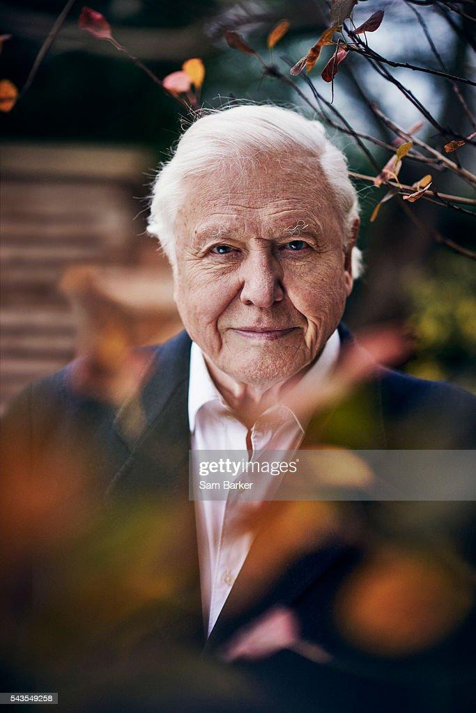 David Attenborough, Sunday Times magazine UK, January 7, 2016