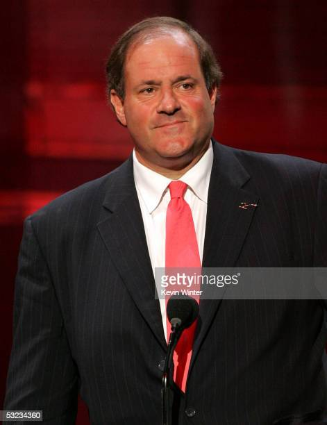 Broadcaster Chris Berman onstage at the 13th Annual ESPY Awards at the Kodak Theatre on July 13 2005 in Hollywood California