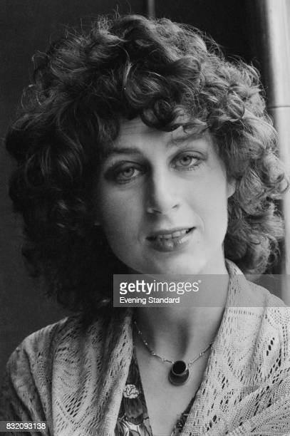 Broadcaster Maggie Norden now creative director of media in the journalism school at the London College of Fashion 13th March 1978