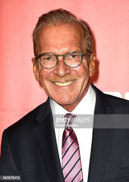 Broadcaster Pat O'Brien attends the 25th anniversary MusiCares 2015 Person Of The Year Gala honoring Bob Dylan at the Los Angeles Convention Center...