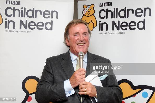 Broadcaster Sir Terry Wogan attends the 'Bandaged Together' album launch at the BBC club on November 5 2009 in London England