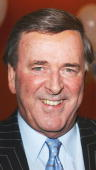 Broadcaster Terry Wogan attends The Oldie Of The Year Awards held at Simpsons In The Strand March 2 2004 in London Set up by former Private Eye...