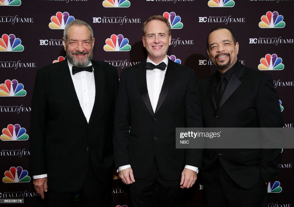 "NBC's ""Broadcasting & Cable 27th Annual Hall of Fame"" - Event"