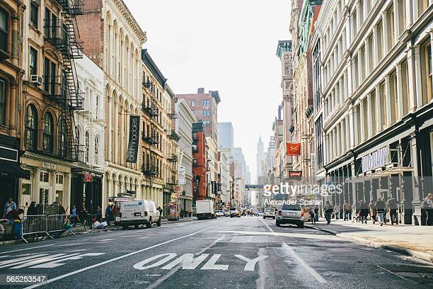 Broadway, Soho, New York City, United States