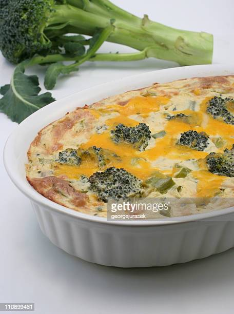 broccoli and casserole