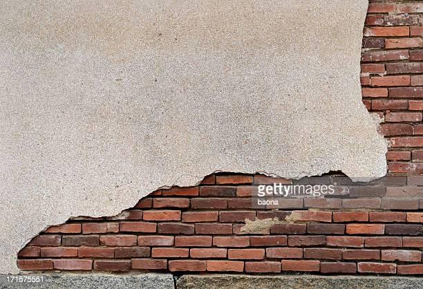 Brockville brick wall