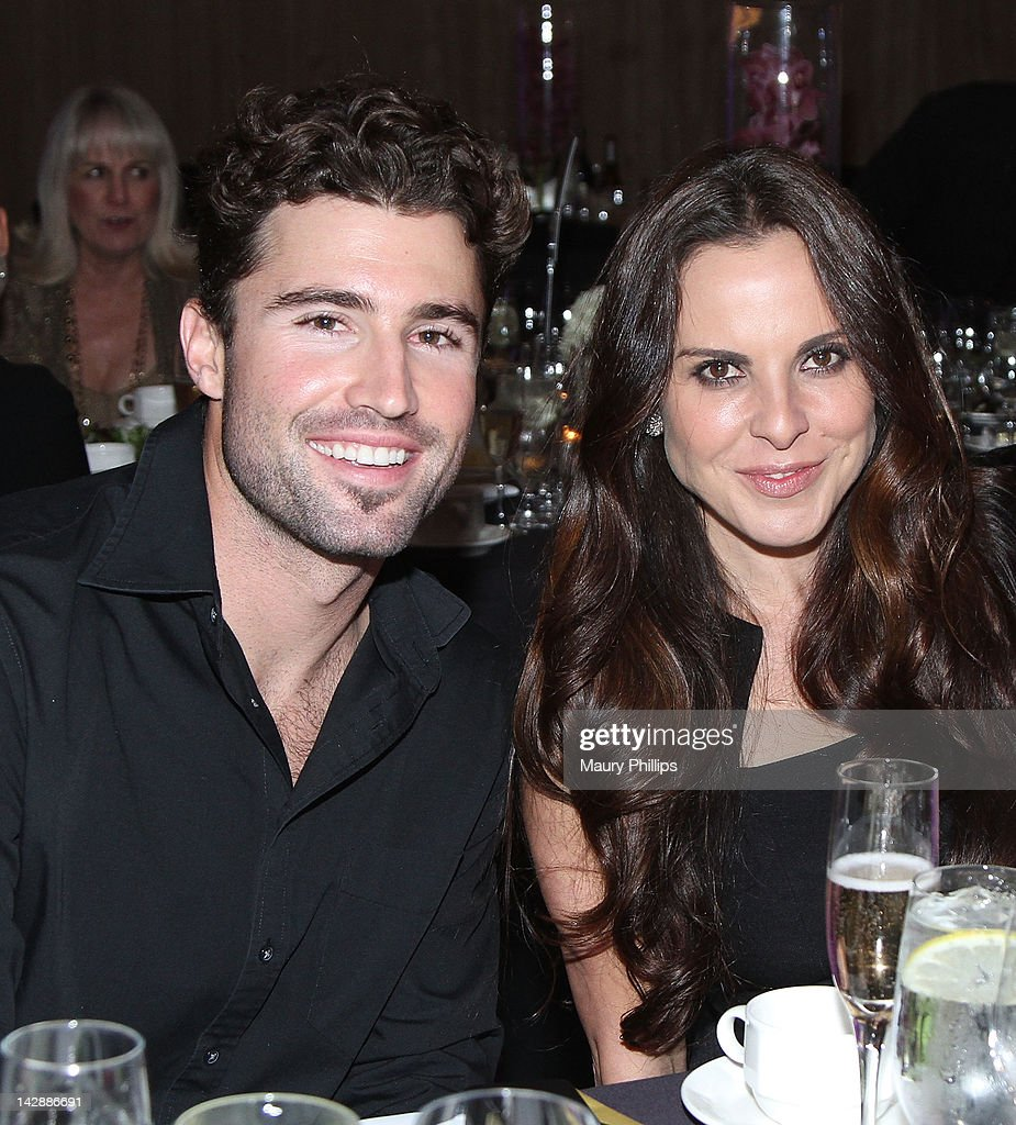 Brody Jenner and actress Kate del Castillo attend the Toyota Charity Ball on April 13, 2012 in Long Beach, California.