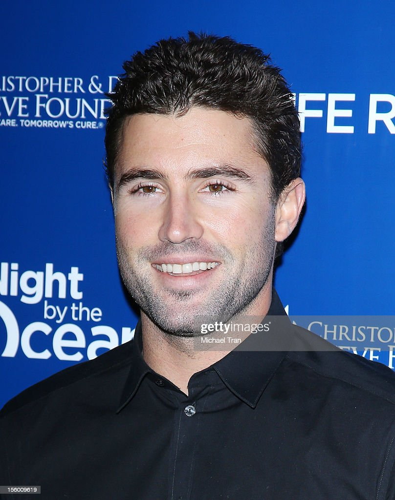 Brody Jenner arrives at The Life Rolls On Foundation's 9th Annual Night By The Ocean held at The Ritz-Carlton on November 10, 2012 in Marina del Rey, California.