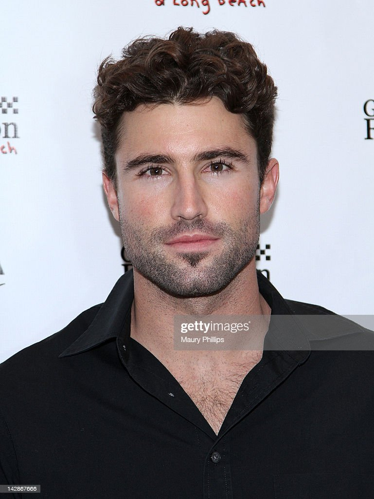 Brody Jenner arrives at the Toyota Charity Ball on April 13, 2012 in Long Beach, California.
