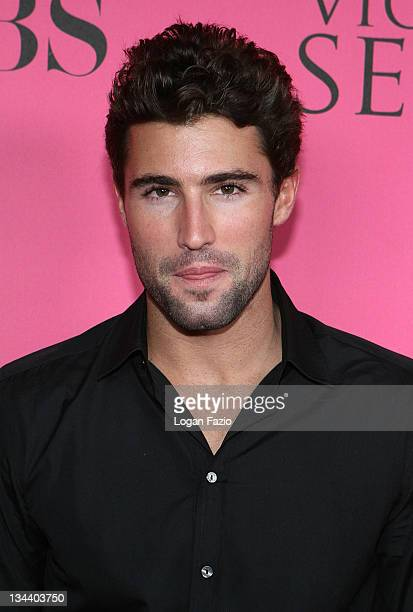 Brody Jenner arrives at the Victoria's Secret Fashion Show at Fontainebleau on November 15 2008 in Miami Beach Florida