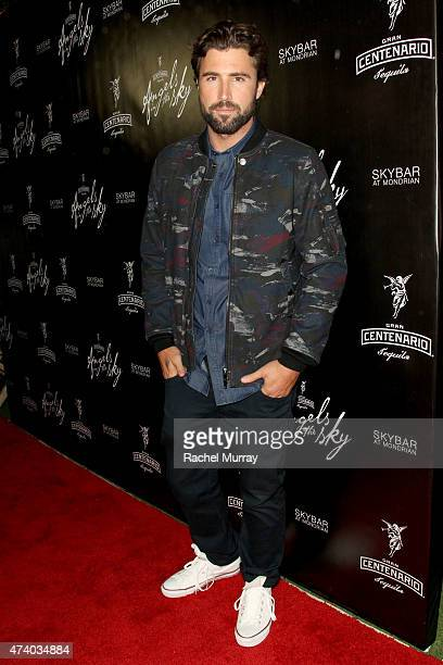 Brody Jenner attends Gran Centenario Tequila presents Angels In The Sky at Mondrian Los Angeles on May 19 2015 in West Hollywood California