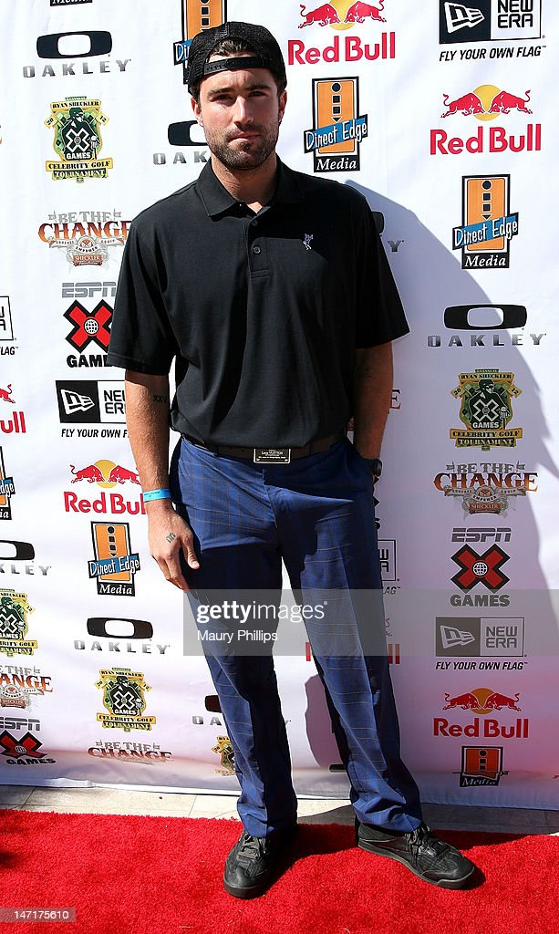 <a gi-track='captionPersonalityLinkClicked' href=/galleries/search?phrase=Brody+Jenner&family=editorial&specificpeople=689564 ng-click='$event.stopPropagation()'>Brody Jenner</a> attends Ryan Sheckler X Games Celebrity Golf Tournament at Trump National Golf Course on June 26, 2012 in Palos Verdes Estates, California.