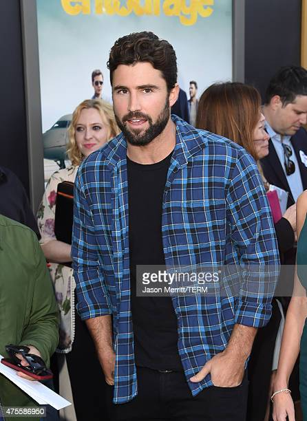 Brody Jenner attends the premiere of Warner Bros Pictures' 'Entourage' at Regency Village Theatre on June 1 2015 in Westwood California