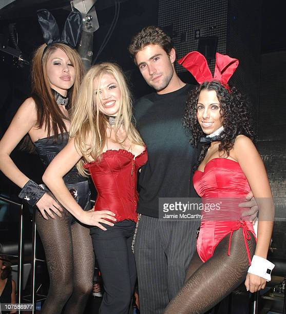 Brody Jenner during The Playboy Club Vip Grand Opening at The Palms Hotel and Casino at The Playboy Club The Palms Hotel and Casino in Las Vegas...