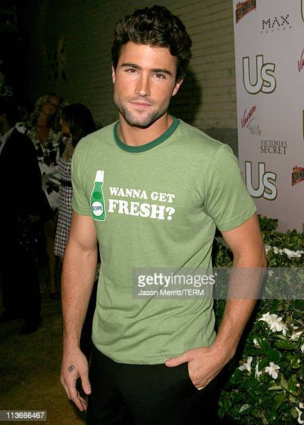 Brody Jenner during Us Weekly Presents Us' Hot Hollywood 2007 Red Carpet at Sugar in Hollywood California United States