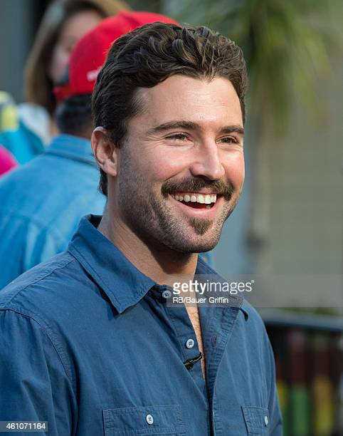Brody Jenner is seen at 'Extra' on January 05 2015 in Los Angeles California