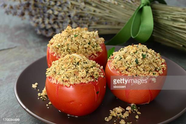 Broiled Stuffed Tomatoes