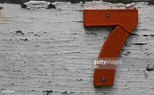 7 cassé