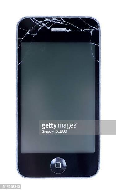 Broken Apple iPhone 3 GS