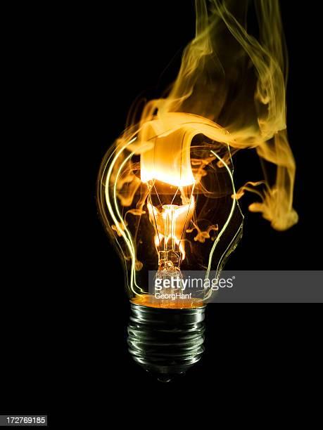 Ampoule brisée