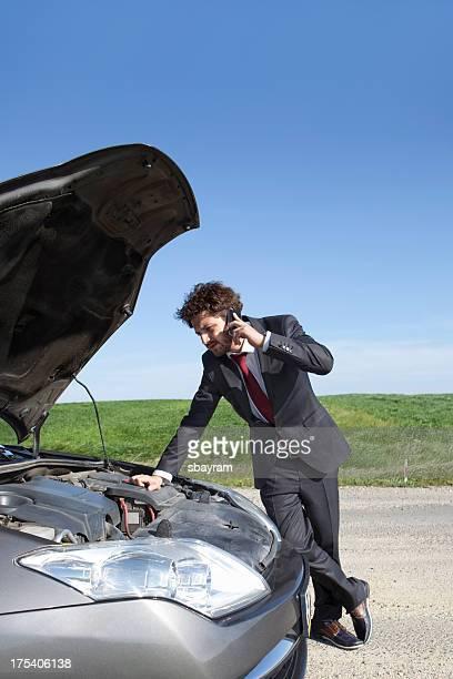 Broken Auto