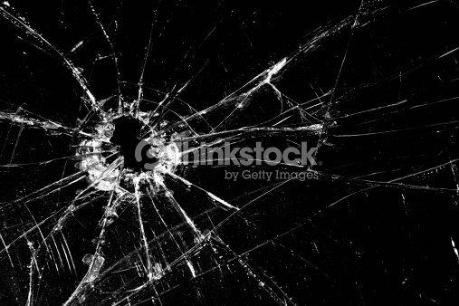 zerbrochenes glas stock foto thinkstock. Black Bedroom Furniture Sets. Home Design Ideas