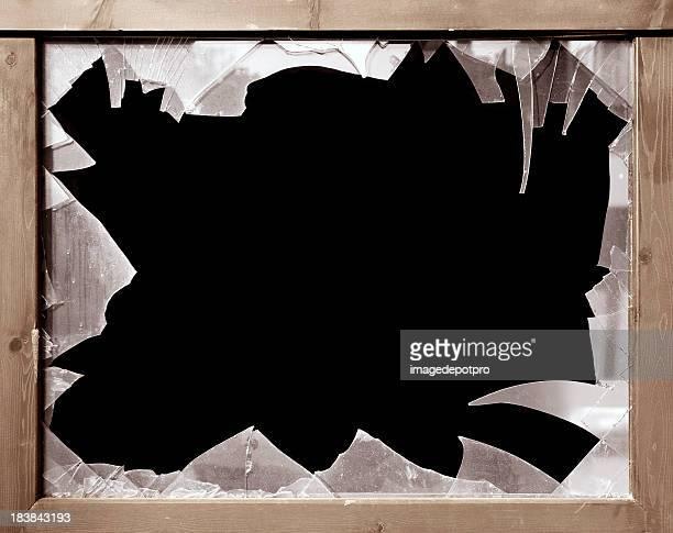 broken Fenster