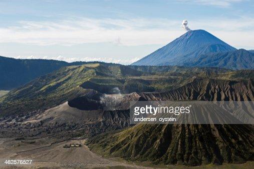 Bromo Tengger - Volcano land
