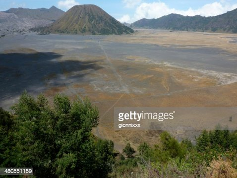 Bromo-Tengger-Semeru Caldera, East Java - Indonesia : Stock Photo