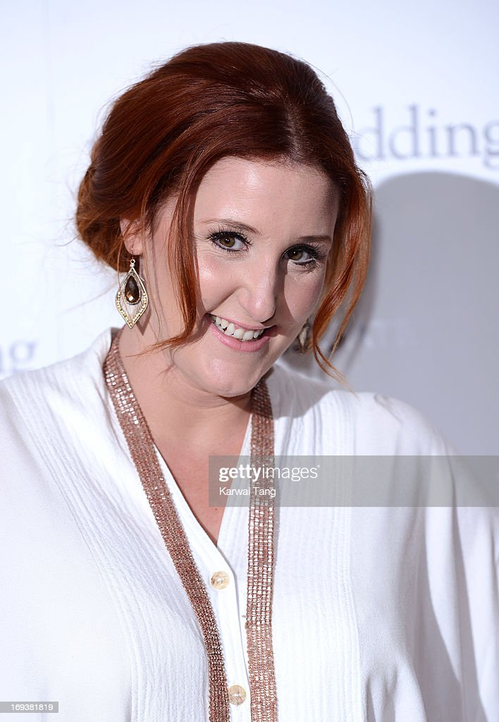 Bronagh Waugh attends a special screening of 'The Big Wedding' at May Fair Hotel on May 23, 2013 in London, England.