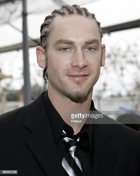 Bronson Arroyo Photo by KMazur/WireImage for The Recording Academy