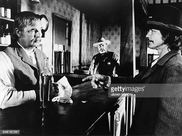 Bronson Charles * Schauspieler USA in dem Film 'Chatos Land' Regie Michael Winner GB 1972