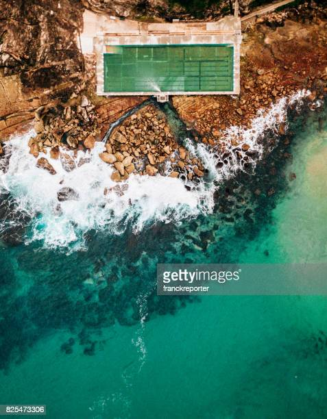 bronte beach natural pool